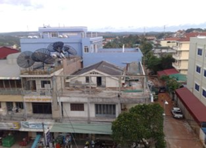 Samudera Market in 2009